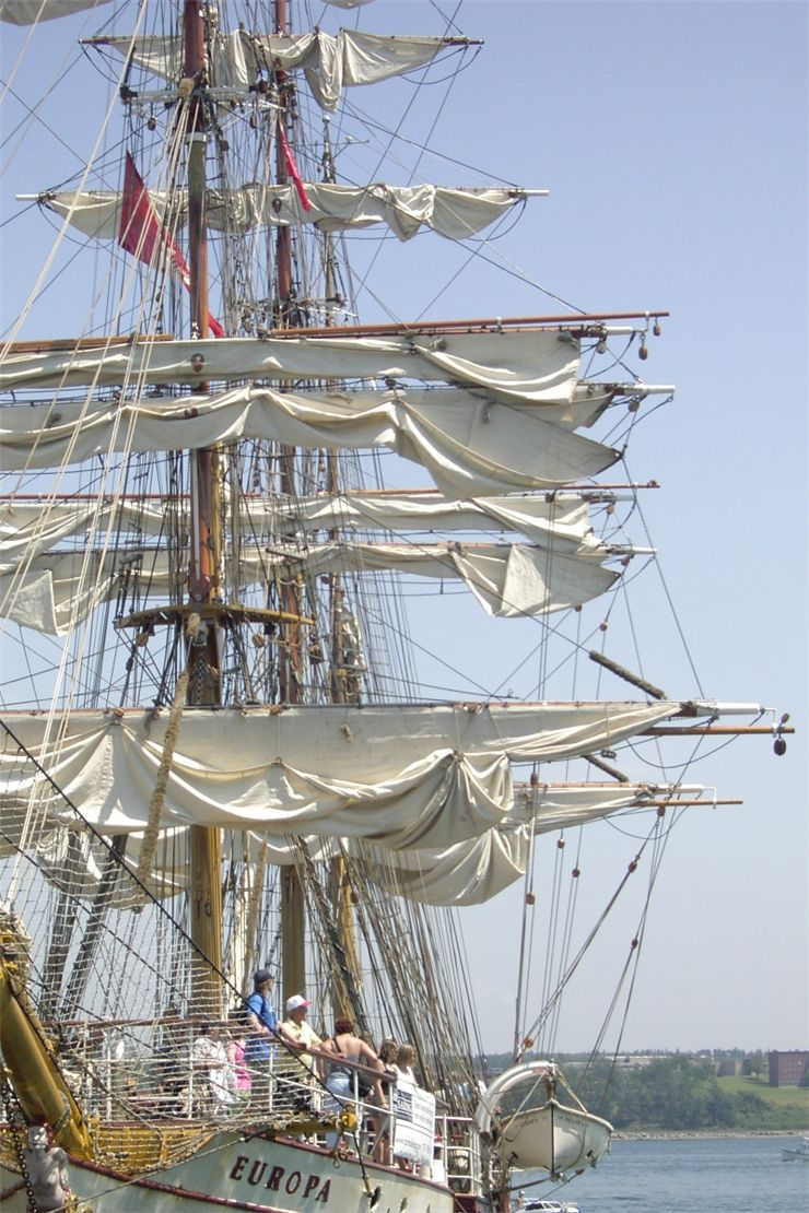 Picture Of Tall Ship