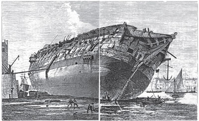 Picture Of The Queen Ship